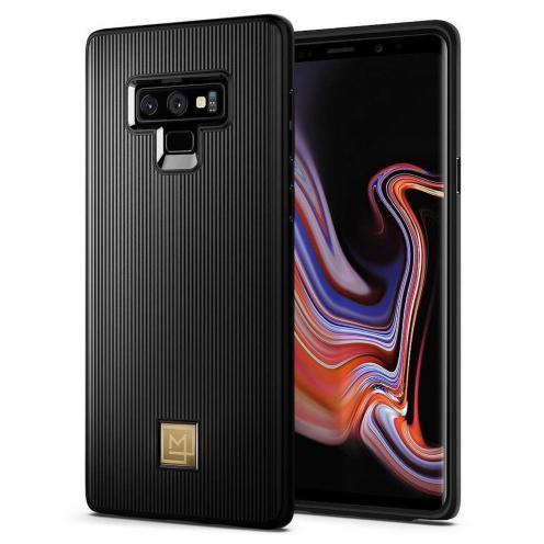 Coque SPIGEN La Manon Classy Samsung Note 9 Noir