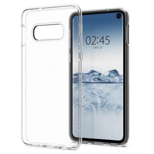 Coque SPIGEN Liquid Crystal SAMSUNG S10e / S10 Lite transparent