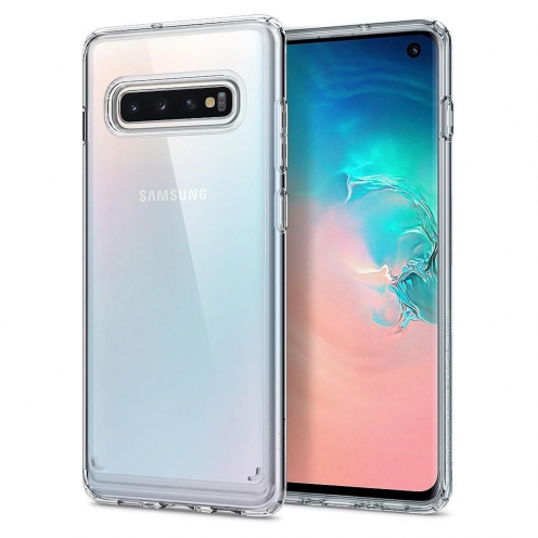 Coque SPIGEN Ultra Hybrid Galaxy S10 transparent