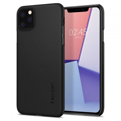 Coque SPIGEN Thin Fit do Iphone 11 PRO ( 5.8 ) Noir