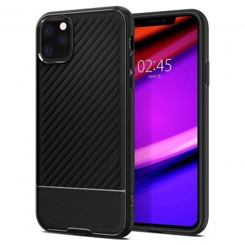 Coque SPIGEN Core Armor pour Iphone 11 PRO Max ( 6.5 ) Noir