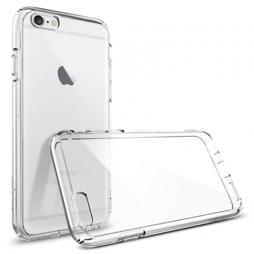 SPIGEN Ultra Hybrid pour iPhone 6 / 6S transparent
