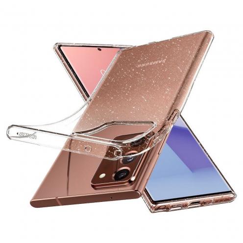Coque Spigen© Liquid Crystal pour Samsung NOTE 20 ULTRA glitter crystal