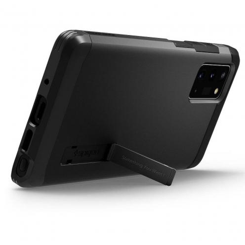 Coque Spigen© Tough Armor pour Samsung NOTE 20 Noir