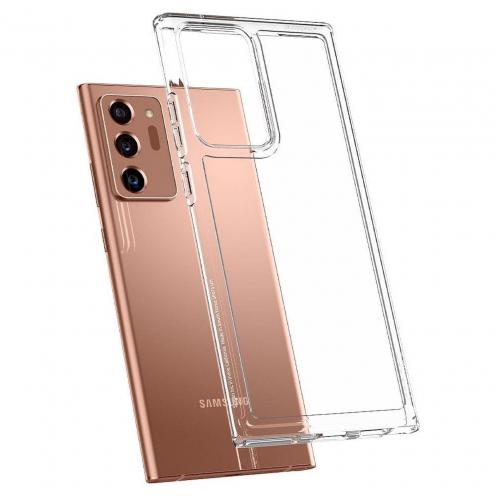 Coque Spigen© Ultra Hybrid pour Samsung NOTE 20 ULTRA Transparent
