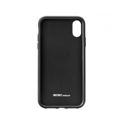 Coque AUDI® Cuir Véritable AU-TPUPCIP11-TT/D1-BK iPhone 11 Pro Noir