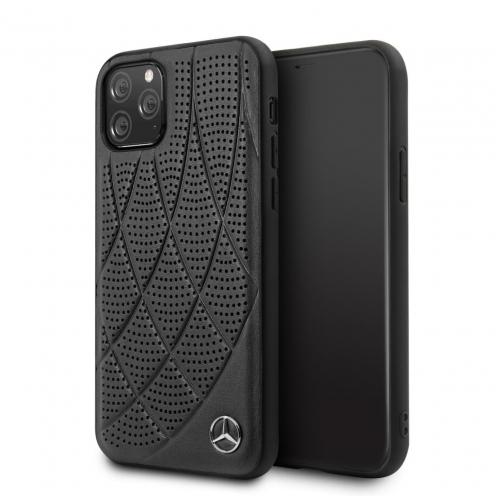 Coque Mercedes® MEHCN58DIQBK iPhone 11 Pro Noir