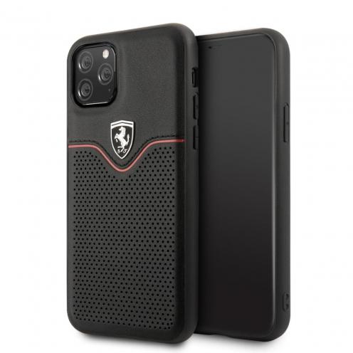 Coque Ferrari FEOVEHCN58BK Iphone 11 Pro Noir