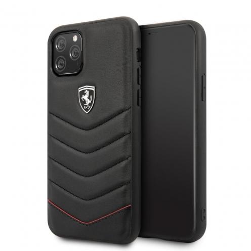 Coque Rigide Ferrari® FEHQUHCN58BK iPhone 11 Pro Noir