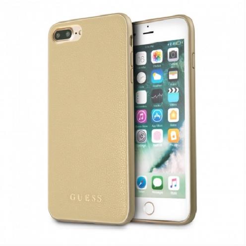 Coque GUESS® GUHCP7LIGLGO iPhone 7 Plus Or
