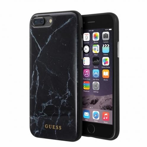 Coque GUESS® GUHCI8LHYMABK iPhone 7/8 Plus Noir