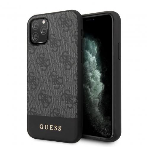 Coque Guess® GUHCN58G4GLGR iPhone 11 Pro Gris