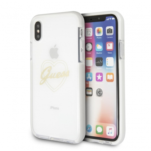 Coque Guess® GUHCPXSHGO iPhone X/Xs Or