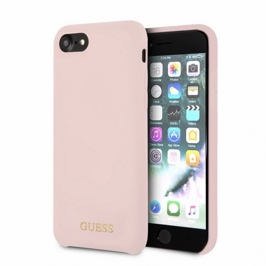 Coque Originale Guess© GUHCI8LSLMGLP iPhone 7/8 light Rose