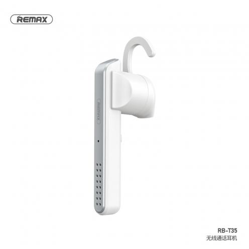 Remax© Ecouteurs Bluetooth RB-T35 Blanc