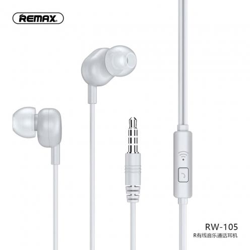 Remax® Ecouteur RW-105 Blanc