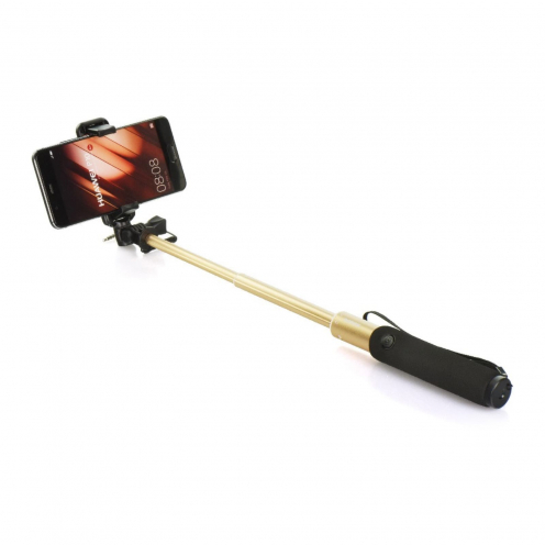 Selfie stick combo Remax P5 jack 3,5mm Or