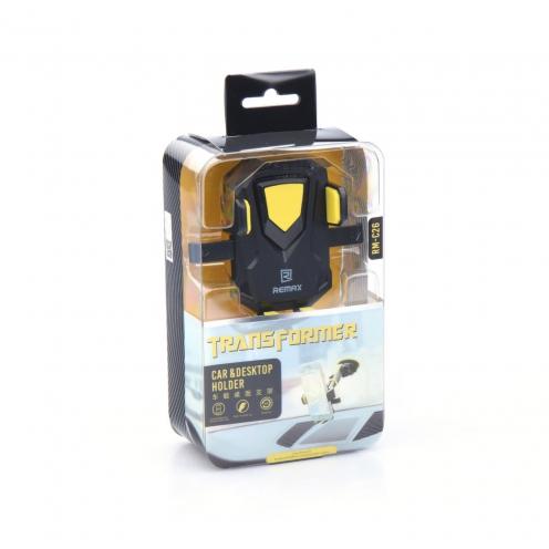 REMAX Support Voiture RM-C26 Noir