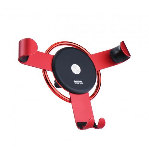 REMAX Support Voiture to Grille de Ventilation RM-C31 rouge