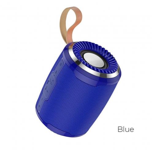 Hoco© BS39 Cool sports Enceinte Bluetooth blue