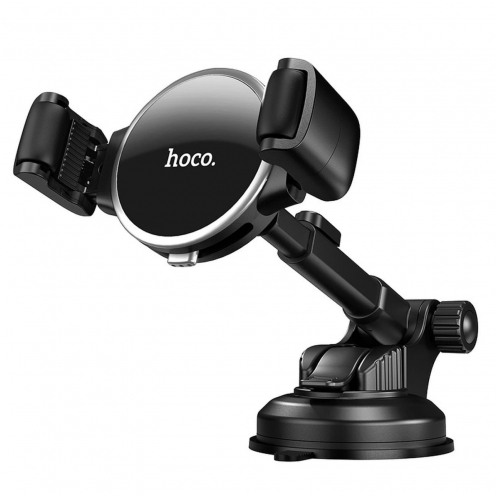 HOCO SELECTED Support Voiture S12 Lite Center console Noir