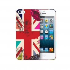 Zoom sur Coque vintage pour iPhone 5 Accessorize® Union Jack