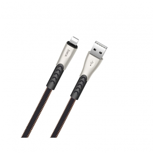 HOCO Superior speed charging Câble Data pour Lightning U48 Noir