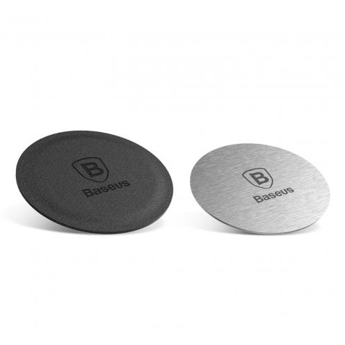 BASEUS Magnet iron Suit Silver ACDR-A0S