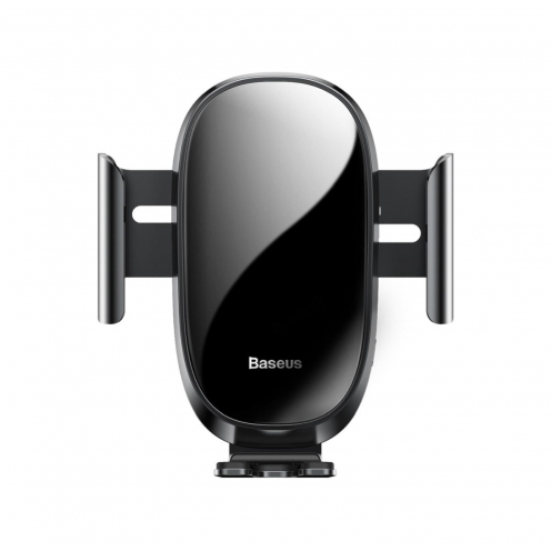 BASEUS Support Voiture Smart Car Mount Cell Phone Holder Black (automatic close) SUGENT-ZN01