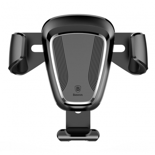 BASEUS Support Voiture Gravity Car Mount Black SUYL-A01