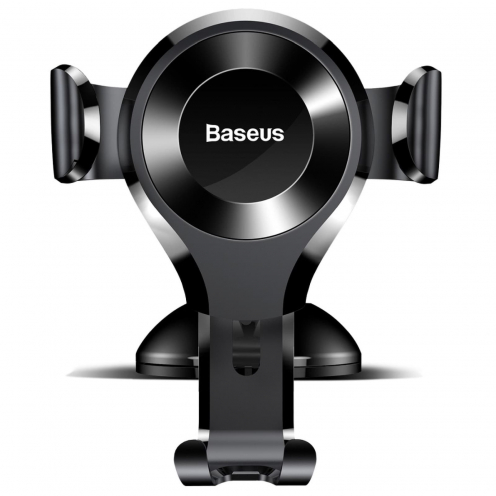 BASEUS Support Voiture Osculum Type Gravity Car Mount Black SUYL-XP01