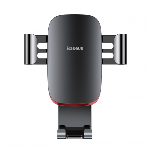 BASEUS Support Voiture Metal Age Gravity CarMount Dark Gris SUYL-D0G