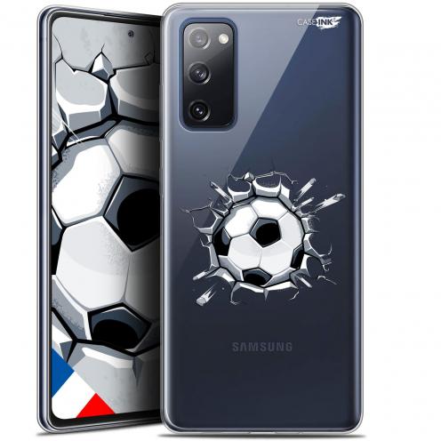 """Coque Gel Samsung S20 FE (6.5"""") Extra Fine Motif - Le Balon de Foot"""