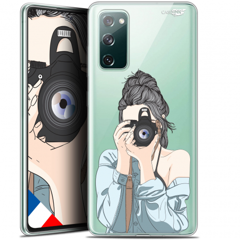 "Coque Gel Samsung S20 FE (6.5"") Extra Fine Motif - La Photographe"