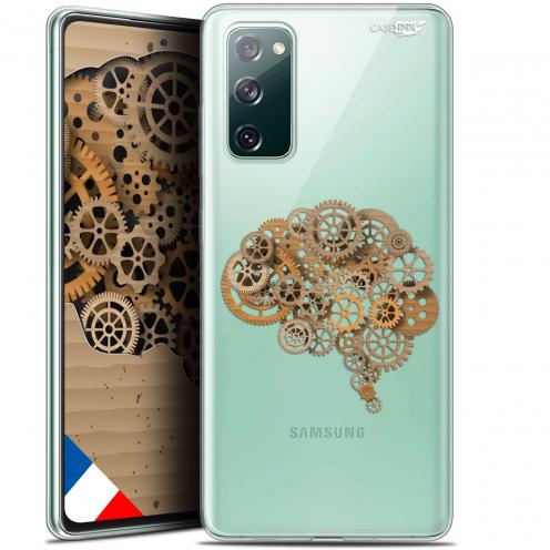 """Coque Gel Samsung S20 FE (6.5"""") Extra Fine Motif - Mécanismes du Cerveau"""