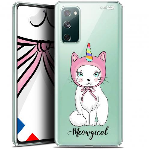 "Coque Gel Samsung S20 FE (6.5"") Extra Fine Motif - Ce Chat Est MEOUgical"