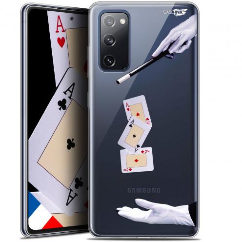 """Coque Gel Samsung S20 FE (6.5"""") Extra Fine Motif - Cartes Magiques"""