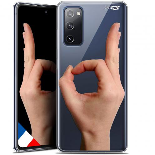 "Coque Gel Samsung S20 FE (6.5"") Extra Fine Motif - Le Jeu du Rond"