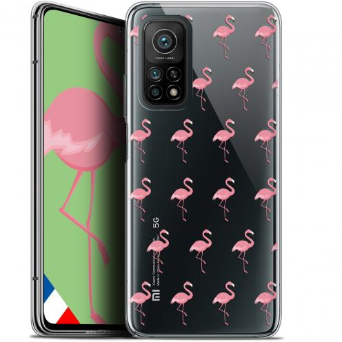 "Coque Gel Xiaomi Mi 10T / 10T Pro 5G (6.67"") Pattern - Les flamants Roses"