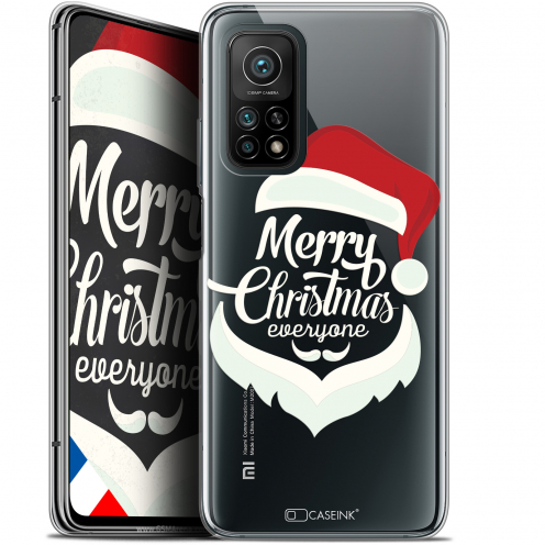 "Coque Gel Xiaomi Mi 10T / 10T Pro 5G (6.67"") Noël - Merry Everyone"