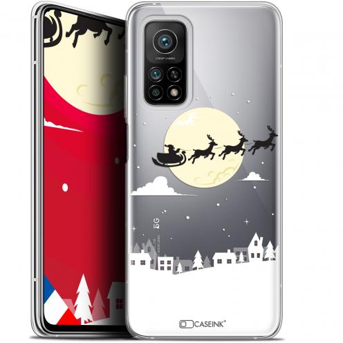 """Coque Gel Xiaomi Mi 10T / 10T Pro 5G (6.67"""") Noël - Flying Stanta"""