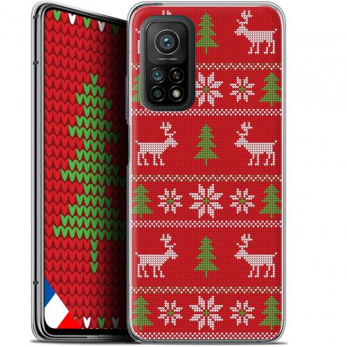 "Coque Gel Xiaomi Mi 10T / 10T Pro 5G (6.67"") Noël - Couture Rouge"