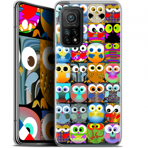 "Coque Gel Xiaomi Mi 10T / 10T Pro 5G (6.67"") Claude - Hibous"