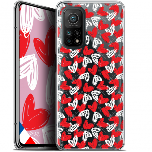 "Coque Gel Xiaomi Mi 10T / 10T Pro 5G (6.67"") Love - With Love"