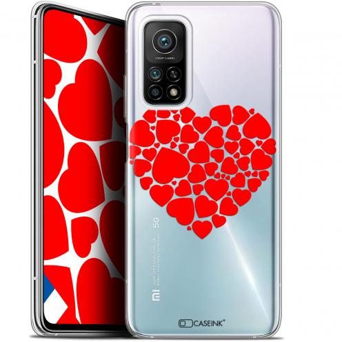 "Coque Gel Xiaomi Mi 10T / 10T Pro 5G (6.67"") Love - Coeur des Coeurs"