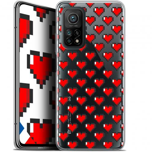 "Coque Gel Xiaomi Mi 10T / 10T Pro 5G (6.67"") Love - Pixel Art"