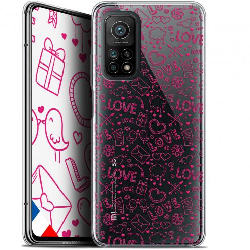 """Coque Gel Xiaomi Mi 10T / 10T Pro 5G (6.67"""") Love - Doodle"""
