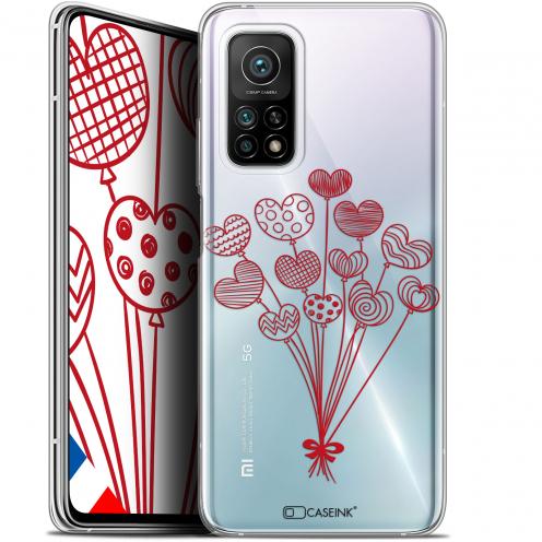 "Coque Gel Xiaomi Mi 10T / 10T Pro 5G (6.67"") Love - Ballons d'amour"
