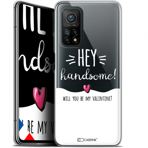 "Coque Gel Xiaomi Mi 10T / 10T Pro 5G (6.67"") Love - Hey Handsome !"