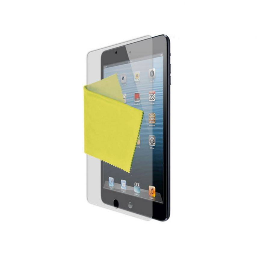 Vue détaillée de Film de protection anti traces de doigts iPad mini Clubcase ®